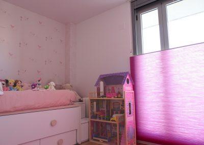 Dormitorio detalle
