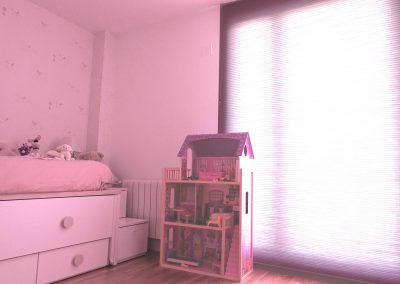 Dormitorio cortina