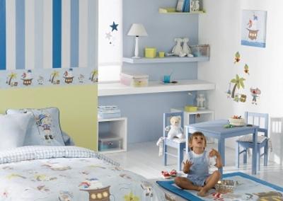 Decoración espacios infantiles Alicante