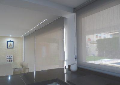 Tienda de cortinas y estores en Alicante